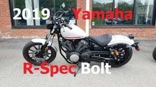 2. 2019 Yamaha Bolt R-Spec First Ride