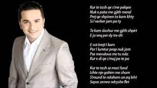 SOKOL GJAKOVA - I Lumtur Nuk Jam-(Tekst)