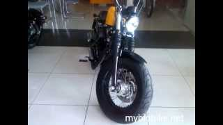 9. Harley davidson sportster forty eight yellow 2012 for sale malaysia