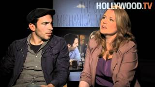 Nonton Jenna Fischer and Chris Messina talk about The Giant Mechanical Man Film Subtitle Indonesia Streaming Movie Download
