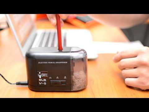 Electric Pencil Sharpener By Merite.