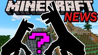 Minecraft 1.11 News: New Animal Mob?! Llamas VS Alpacas Poll, Creeper Potion Effects, Launcher Soon