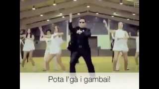 Gangnam in Bresciano Style (Pota el ga i gambai)