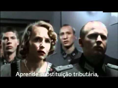 EFD - Hitler descobre que seus oficiais perderam o prazo para enviar a EFD.
