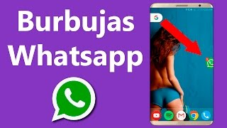 Tutorial Como Tener Burbujas Facebook Messenger en Whatsapp👉 Suscribete si te interesa el Mundo Android: http://bit.ly/SubtoWWA★ COMO AMPLIAR SEÑAL WIFI: https://youtu.be/JPgk1J706tQ★ MEJOR ALTERNATIVA NETFLIX GRATIS: https://youtu.be/U-KORp9bJtk► Link de descarga: https://goo.gl/9hWHZn► Sobre el canal:En Working With Android encontrarás todo lo relacionado con el Mundo de Android. Tutoriales útiles para exprimir el potencial de tu smartphone y reviews de los últimos productos tecnológicos del mercado. Todo esto con un poco de humor y mucha pasión por la tecnología.Si te interesa el Mundo de Windows, aquí te dejo mi otro canal: http://goo.gl/vPvp74► Redes Sociales:● Twitter: https://twitter.com/Working_With● Facebook: https://www.facebook.com/WorkingWith● Página Web: https://workingwithandroid.com💼 Contacto para Empresas: angel@workingwithandroid.com¡Apoyame a seguir creciendo compartiendo este vídeo en tus redes sociales!