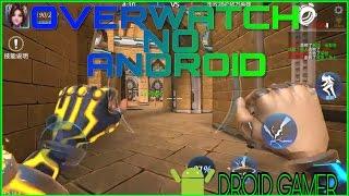 Eai pessoal vídeo novo então deixa seu like e conheça o Overwatch Mobile Link do Game:...