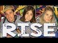 Download Lagu Rise - Walk off the Earth Ft. Gabriela Bee (Jonas Blue, Jack & Jack Cover) Mp3 Free