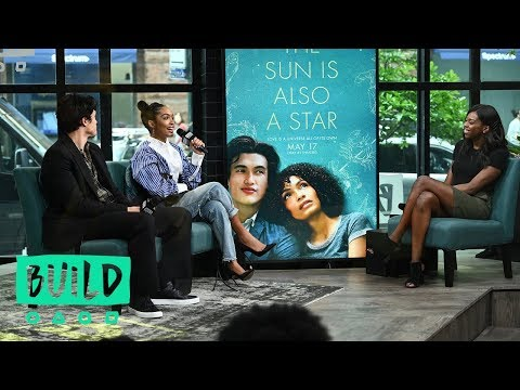 "Yara Shahidi & Charles Melton On Their Film, ""The Sun Is Also a Star"""