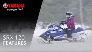 1. 2019 Yamaha SRX 120 - It's great, cute but this is not a toy
