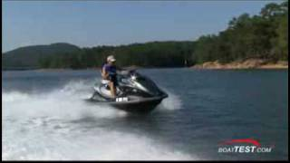 2. Yamaha FZS Boat (2009-) TEST - By BoatTest.com