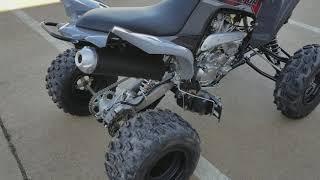 8. 2018 Yamaha Raptor 700