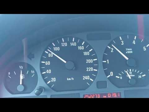Ile naprawdę pali BMW e46 323i 2.5L 170KM spalanie w BMW