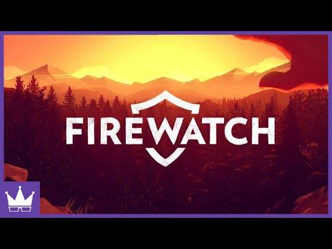 Twitch Livestream | Firewatch Full Playthrough [Xbox One]