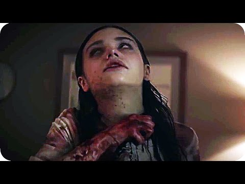 CLINICAL Trailer (2017) Netflix Horror Movie (видео)