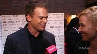 Michael C. Hall Describes His Last Scene On Dexter — Did He Drop A Big Hint?   POPSUGAR Interview
