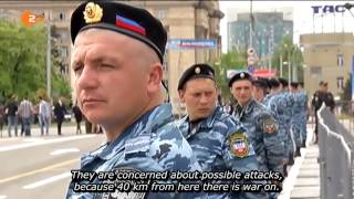 Nonton German Tv   Donetsk Separatists Celebrate One Year Of Independence 11 05 2015  Eng Subs  Film Subtitle Indonesia Streaming Movie Download