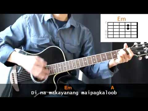 Raymund Remo – Ang Tanging Alay Ko Cover With Guitar Chords Lesson