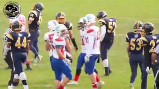 Warriors vs Knights (Week 3 Bantam)