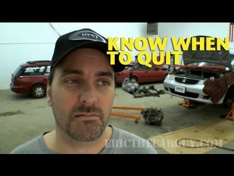 How to Diagnose A Bad Clutch - EricTheCarGuy