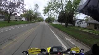 7. Suzuki DR 200 SE 2003 Test Ride