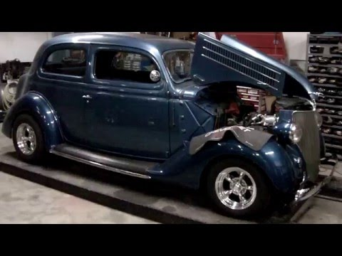 1936 Ford Carburetor Replacement