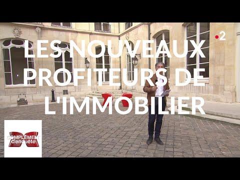 Complément d'enquête. Les nouveaux profiteurs de l'immobilier - 11 avril 2019 (France 2)
