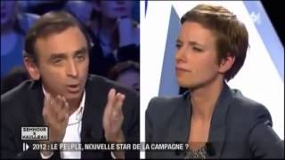 Video Clémentine Autain humiliée par Zemmour ! MP3, 3GP, MP4, WEBM, AVI, FLV Oktober 2017