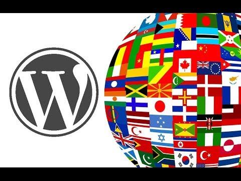 Translate a WordPress Theme into any Language