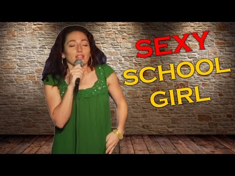 Video Sexy School Girl (Stand Up Comedy) download in MP3, 3GP, MP4, WEBM, AVI, FLV January 2017