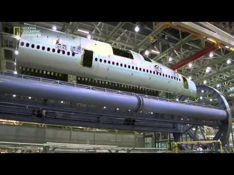 波音747的完整製作影片