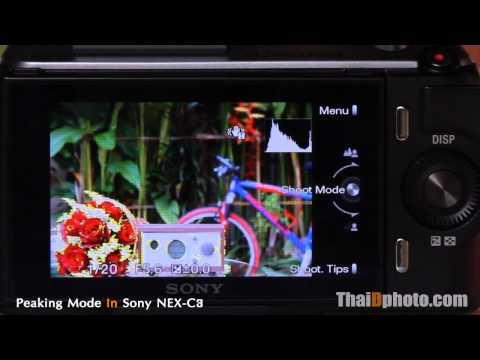 Sony NEX-C3 VS Olympus E-P3 กับ เลนส์มือหมุน