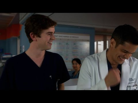 The Good Doctor Season 1 Gag Reel