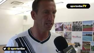 Ex-Tottenham Star Justin Edinburgh Talks About His Former Club's Chances This Season
