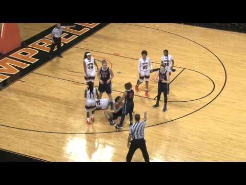 Women's Basketball vs Liberty - 12-29-15