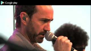"""Live From The Lot: The Shins """"Simple Song"""""""