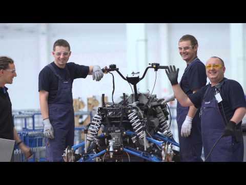 Vídeos de 'Polaris inaugura su primera fábrica en Europa'