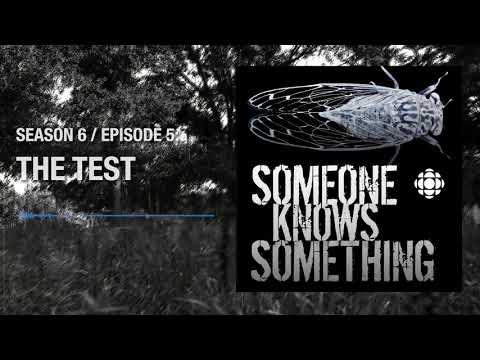 The Test: Episode 5, Season 6   Someone Knows Something