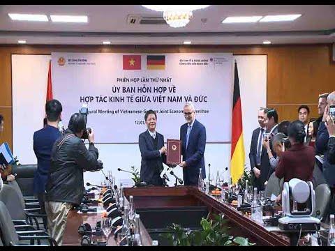 Tăng cường hợp tác kinh tế Việt Nam – Liên bang Đức