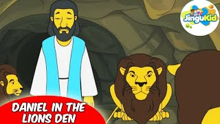Daniel In The Lions Den (Bible Stories)