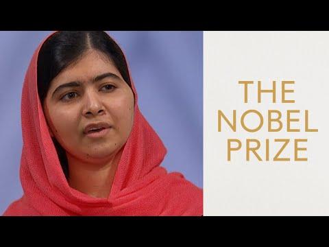 Malala Yousafzai: Nobel Peace Prize Lecture 2014