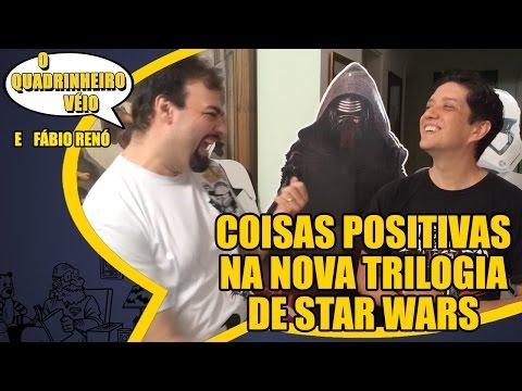 Coisas Positivas na Nova Trilogia de Star Wars