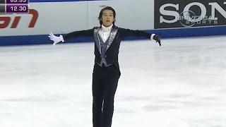 Takahito Mura Wins 2014 Skate Canada - Universal Sports