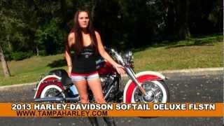 10. New 2013 Harley-Davidson FLSTN Softail Deluxe for sale