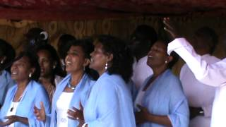 Bethesid International Church Choir Singing@EECMY Yabello, April 06 2014: Conference