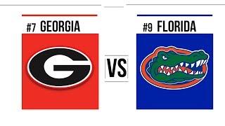 Week 9 2018 #9 Florida vs #7 Georgia Full Game Highlights