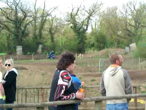 Me @ besthorpe motocross track nr attleborough part 2