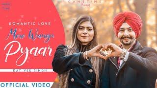 Video Mere Wangu Pyaar | Kay Vee Singh | Romantic Love | cheetah | New Romantic love song 2020 | Gametime download in MP3, 3GP, MP4, WEBM, AVI, FLV January 2017