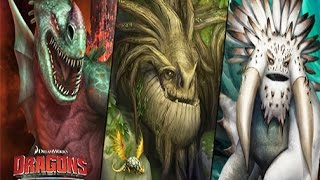 Video Dragons: Rise of Berk - BEWILDERBEAST/GREEN DEATH/FOREVERWING - (How to train your Dragon 2) MP3, 3GP, MP4, WEBM, AVI, FLV Agustus 2018