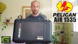 As the video producer at Guns.com, Pelican was kind enough to send me their new Air 1535 camera case for a review. I've had it for four months now, and I've been able to pack it, customize it and take it on a few trips. I've gotten a good sense of it's durability and strengths as well as its weaknesses.First of all, Pelican is well established company in the protective case business. Founded in 1976 in California, it is an American success story. They build cases for a number of uses, including firearms. Most of us know them for their high quality, high-impact polymer shell with foam interiors.Before receiving the Air 1535, I had a Pelican 1510 case for three years. This is one of their older models and it is very solid and waterproof. I use it to store and transport a high-speed camera. The 1510 weighs 14 pounds empty. so it is heavy. It's built like a tank. I swear it could stop a .22 round, although I have never tested it. The small hard wheels work fine after many miles and even though it's been kicked around and dropped, I feel confident that my gear is very well protected.Compared the 1510, the new Air 1535 feels like a feather. It is slightly smaller in size and weighs ten pounds, which is 40% less. But you can tell right away that it's probably just as durable at the 1510. After four months of use, it shows almost no signs of use.The Air 1535 came with TrekPak inserts. These allow you to custom divide your case. It's a pretty smart system. Pelican has a number of different division options that you can choose from when you order your case depending on what you want to use it for.The case is waterproof and fits carry on bag limits which is vital for me because I might have $15,000 of gear in it and I'm not putting it under the plane. Plus, I don't have to pay for a checked bag. Being able to have my gear on wheels at trade shows or events is really nice because it saves my back from carrying my gear around all day.The wheels are small but they do work. I can see them lasting many years. I'm 6 foot in height so I do feel a bit tall rolling the case behind me. I tend to hunch over a bit when I wheel it so that I don't actually lift it off the ground.The case is small. It doesn't have a ton of space. Prior to using the Air 1535 for my camera gear, I was using a Lowepro 200x. I really liked the Lowepro and used it for four years. The thing I really liked about the Lowepro was that it had more space but could still go overhead on airplanes. It has tons of pockets, something the Air 1535 does not have, and it's got a front pocket for my laptop. It's got a lock but I never used it. The wheels are bigger and according to Lowepro, they're replaceable with any rollerblade wheel. But when one of the wheels went on my Lowepro, I bought a rollerblade wheel at Walmart and tried to replace it, but I can't get it to stay on. It keeps coming unscrewed which is too bad.So now that I have the Air 1535, I retired the Lowepro. It served me well but I like the hard plastic, waterproof protection of the Pelican. It is much smaller, but I now film with a Sony A7R2 so my gear is very compact and I like to travel light. If you have a bigger camera, the case would definitely be too small. I wish the Air 1535 had pockets, or at least a laptop pocket like their 1510 model has.Pelican makes high quality, super durable, waterproof cases that outlast most other cases. I think they are fantastic, customer service is excellent and they are made in America. If you need a case for your camera or firearm, I highly recommend them. They offer lots of protection, look good and have wheels. At $315, the Pelican Air 1535 with TrekPac inserts will very likely be the last case I ever need to buy for my current camera setup. For firearms, I don't see why that would be any different.I would give Pelican a try.