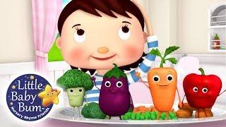 Video Learn How To Eat Your Vegetables! | 32 Mins | Fun #Learning with #LittleBabyBum | #NurseryRhymes MP3, 3GP, MP4, WEBM, AVI, FLV Januari 2019